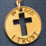 Coin Gold Cross