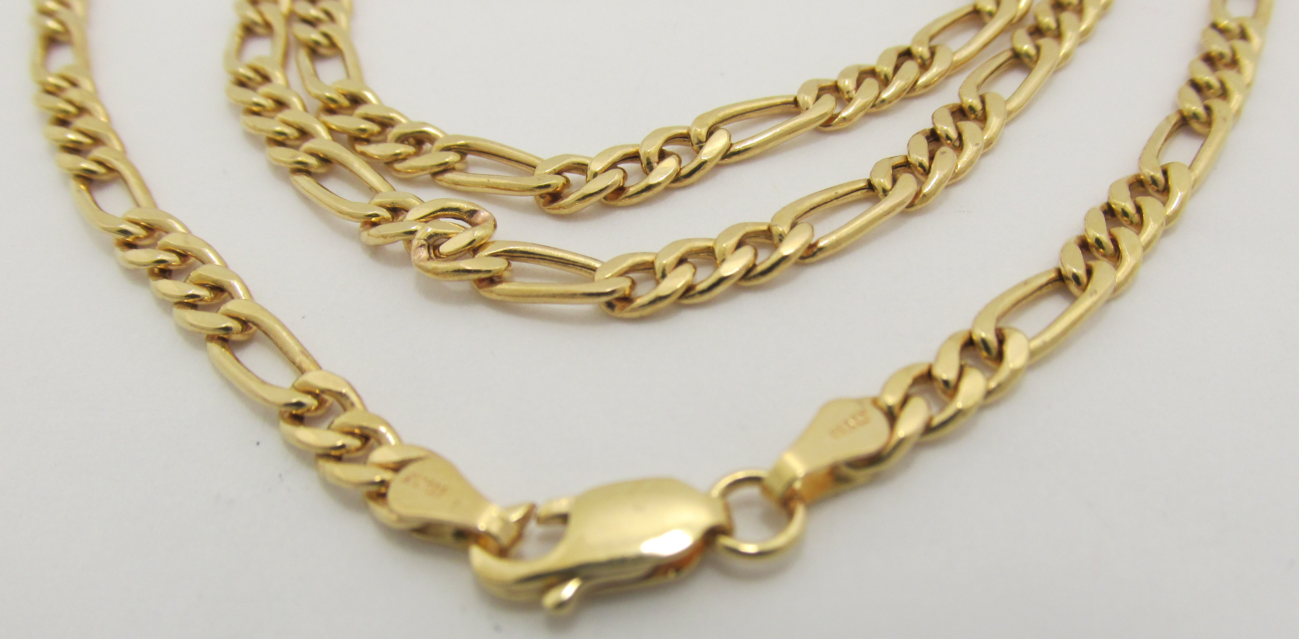 l gold golden chain yellow mens andino jewellery chains necklace